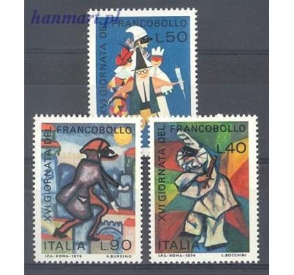 Znaczek Włochy 1974 Mi 1473-1475 Czyste **