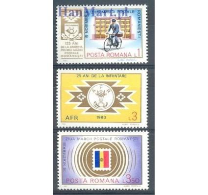 Znaczek Rumunia 1983 Mi 3978-3979 Czyste **