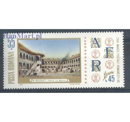Rumunia 1969 Mi zf 2808 Czyste **