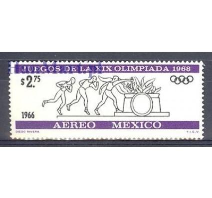 Meksyk 1966 Mi 1218 Czyste **