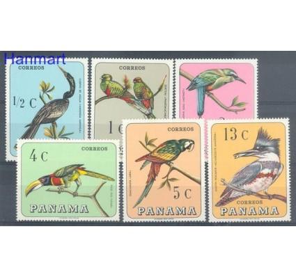 Panama 1967 Mi 989-994 Czyste **