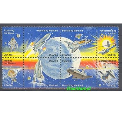 USA 1981 Mi 1481-1488 Czyste **