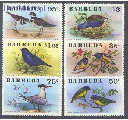 Znaczek Barbuda 1976 Mi 261-266 Czyste **