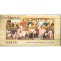 Barbuda 1976 Mi bl 17 Czyste **
