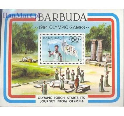 Znaczek Barbuda 1984 Mi bl 85 Czyste **