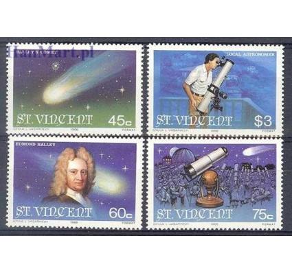 St. Vincent 1986 Mi 932-935 Czyste **