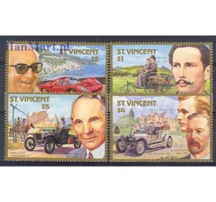 Znaczek St. Vincent 1987 Mi 1056-1059 Czyste **