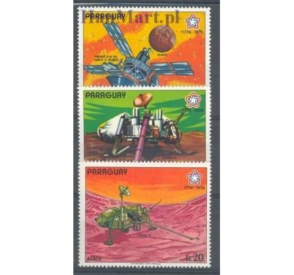 Paragwaj 1977 Mi 2898-2900 Czyste **