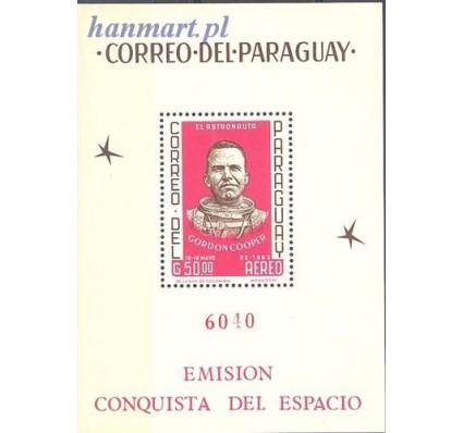 Paragwaj 1963 Mi bl 46 Czyste **