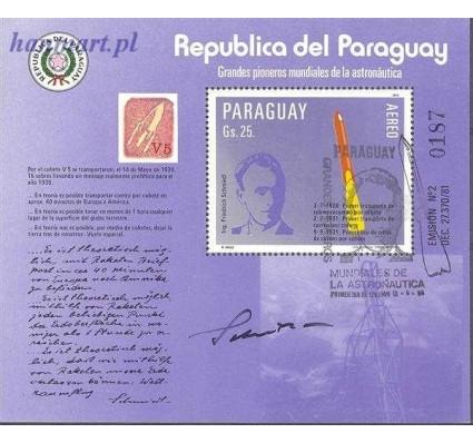 Paragwaj 1984 Mi bl 401 Stemplowane