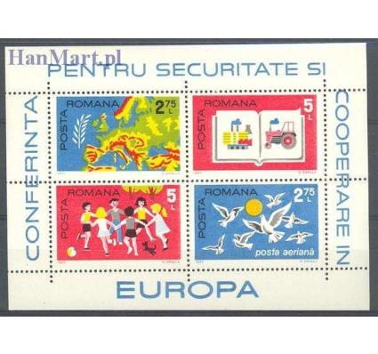Znaczek Rumunia 1975 Mi bl 124 Czyste **
