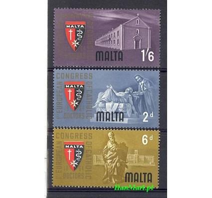 Malta 1964 Mi 289-291 Czyste **
