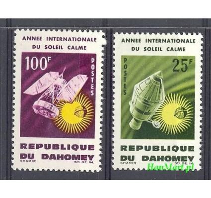 Dahomej 1964 Mi 244-245 Czyste **