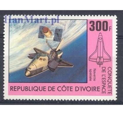 Znaczek Wybrzeże Kości Słoniowej 1981 Mi 683 Czyste **