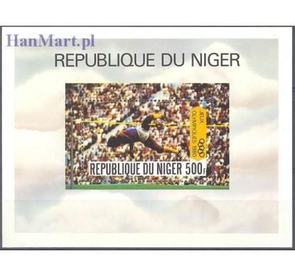 Znaczek Niger 1980 Mi bl 27 Czyste **