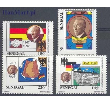 Senegal 1992 Mi 1227-1230 Czyste **