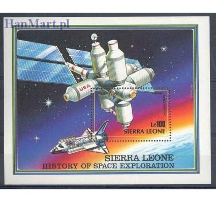 Sierra Leone 1989 Mi bl 106 Czyste **