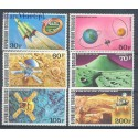 Togo 1976 Mi 1174-1179 Czyste **