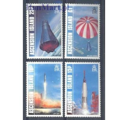 Wyspa Wniebowstąpienia 1987 Mi 429-432 Czyste **