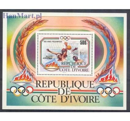 Wybrzeże Kości Słoniowej 1983 Mi bl 25 Czyste **