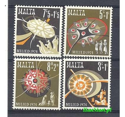 Znaczek Malta 1974 Mi 501-504 Czyste **