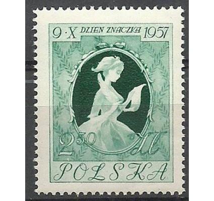 Polska 1957 Mi 1030 Fi 885 Czyste **