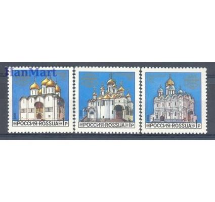 Znaczek Rosja 1992 Mi 263-265 Czyste **