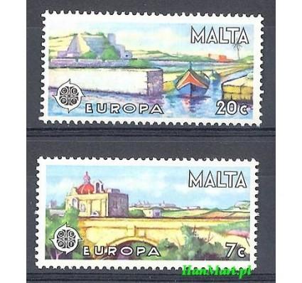Znaczek Malta 1977 Mi 554-555 Czyste **