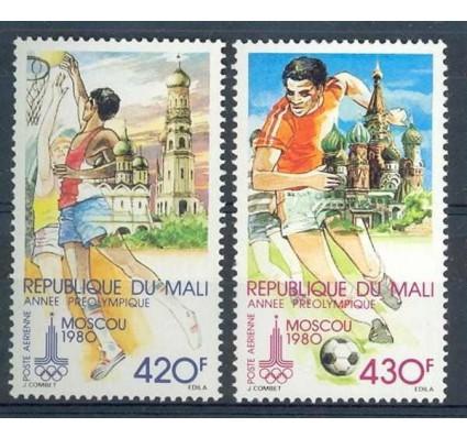 Znaczek Mali 1979 Mi 686-687 Czyste **