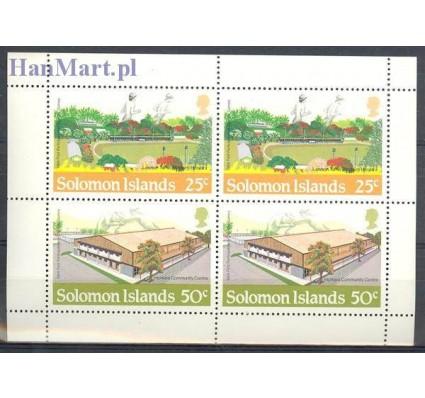 Znaczek Wyspy Salomona 1984 Mi 537-538 Czyste **