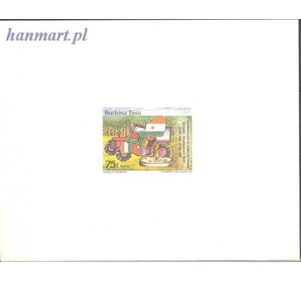 Znaczek Burkina Faso 1989 Mi 1209B Czyste **