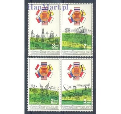 Znaczek Tajlandia 1992 Mi 1510-1513 Czyste **