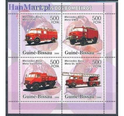 Gwinea Bissau 2006 Mi 3354-3357 Czyste **