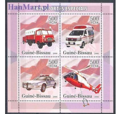 Znaczek Gwinea Bissau 2006 Mi 3358-3361 Czyste **