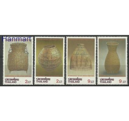 Tajlandia 1995 Mi 1655-1658 Czyste **