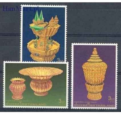 Znaczek Tajlandia 1996 Mi 1710-1712 Czyste **