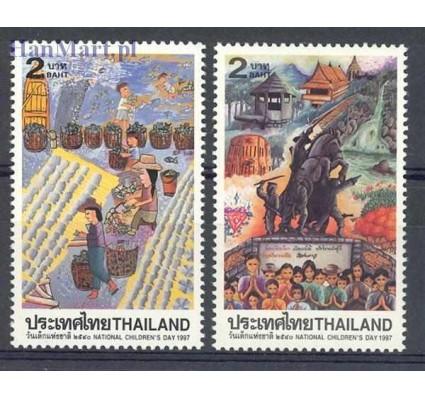 Tajlandia 1997 Mi 1746-1747 Czyste **