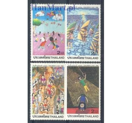 Tajlandia 1998 Mi 1830-1833 Czyste **