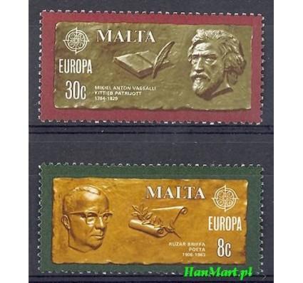Znaczek Malta 1980 Mi 615-616 Czyste **