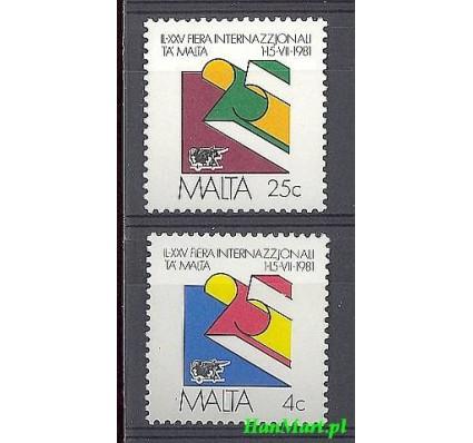 Znaczek Malta 1981 Mi 630-631 Czyste **