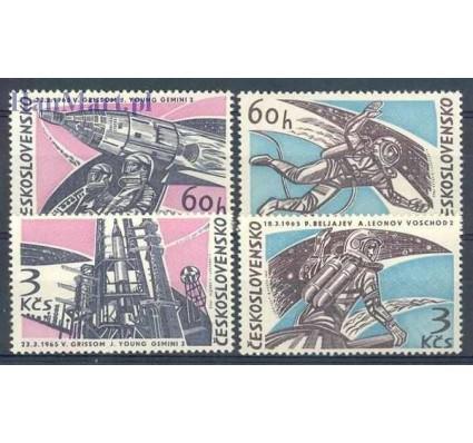 Czechosłowacja 1965 Mi 1529-1532 Czyste **