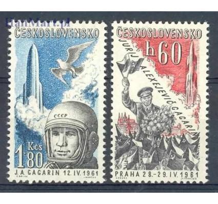 Znaczek Czechosłowacja 1961 Mi 1280-1281 Czyste **