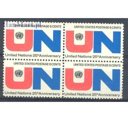 Znaczek USA 1970 Mi 1021 Czyste **