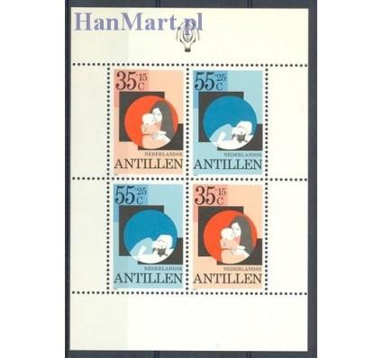Antyle Holenderskie 1981 Mi bl 18 Czyste **