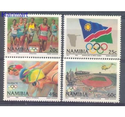 Namibia 1992 Mi 727-730 Czyste **