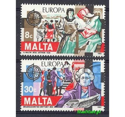 Malta 1982 Mi 661-662 Czyste **