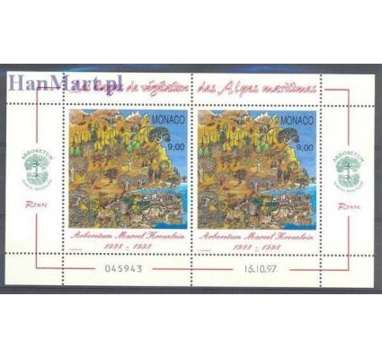 Znaczek Monako 1997 Mi ark 2385 Czyste **