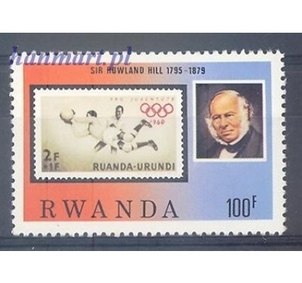 Znaczek Rwanda 1979 Mi 1018 Czyste **