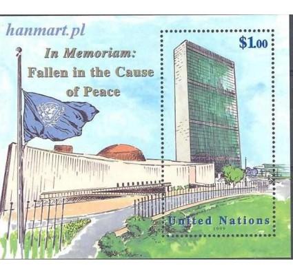 Narody Zjednoczone Nowy Jork 1999 Mi bl 17 Czyste **