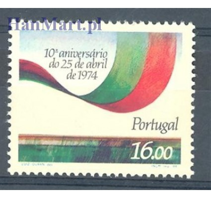 Portugalia 1984 Mi 1629 Czyste **